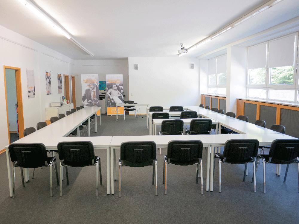 Deubel-Seminarraum Groß