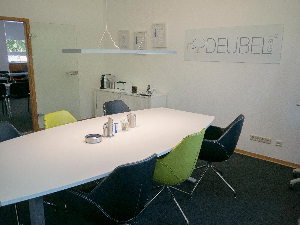 Deubel-GmbH Seminarraum klein
